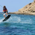 We offer a large verity of Watersports on Koukounaries Beach